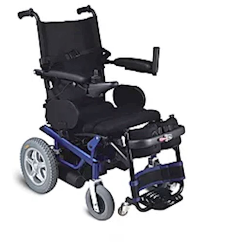 Cordless Stand Up Wheelchair