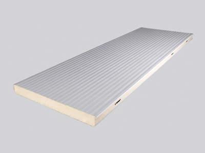Corrugated (Trapezoid) Polyurethane Locked