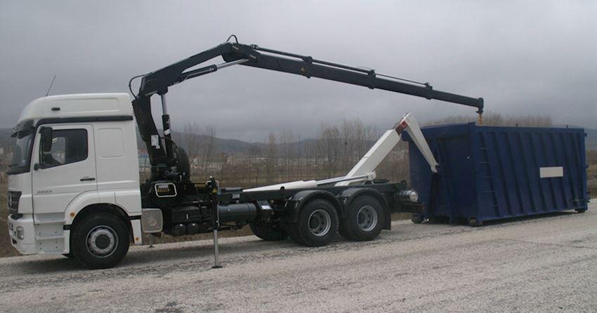 Crane Hooklift