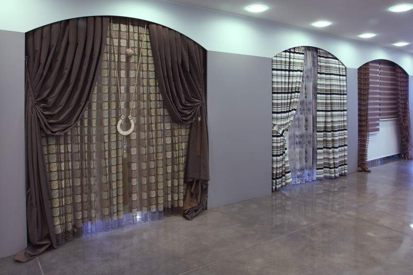 Curtain - HOME AND OFFICE CURTAINS 3