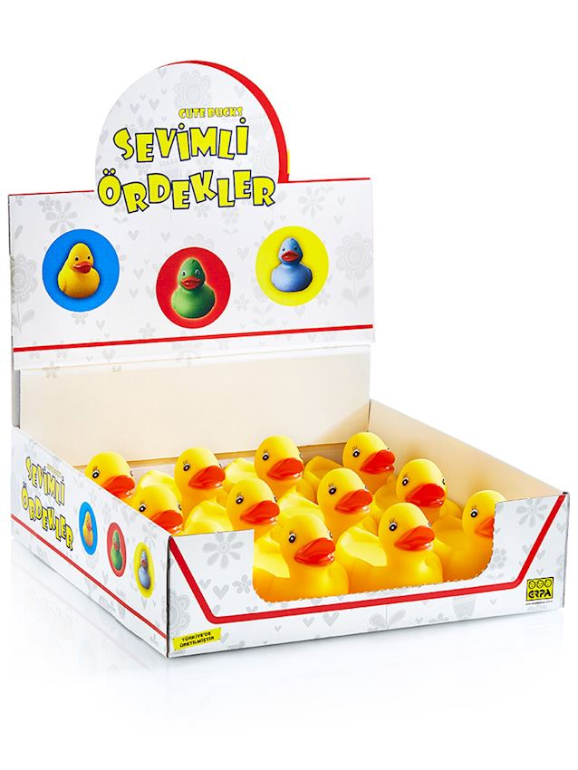 Cute Ducks (Box of 12)