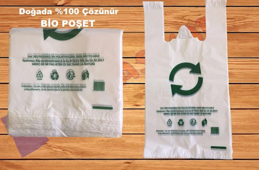 DADASKAR Bio Bag Small Size Packaging Bags