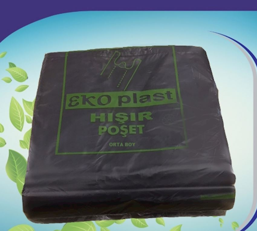 DADASKAR Black Bag Medium size Packaging Bags
