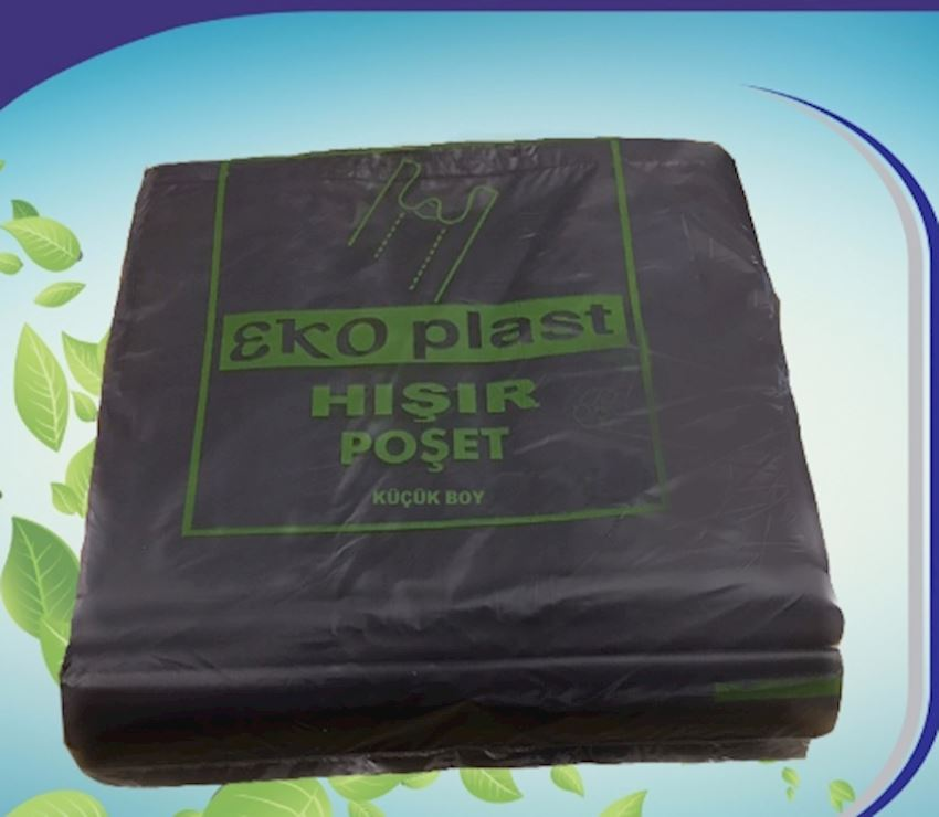 DADASKAR Black Bag Small Size Packaging Bags
