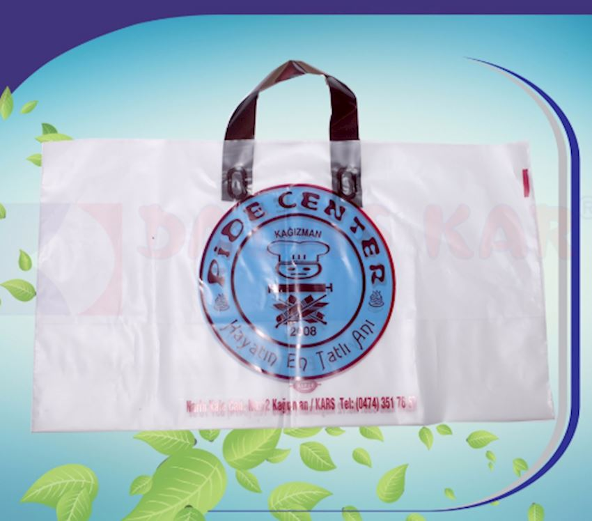 DADASKAR  Handgrip and Soft Handle Bag Packaging Bags