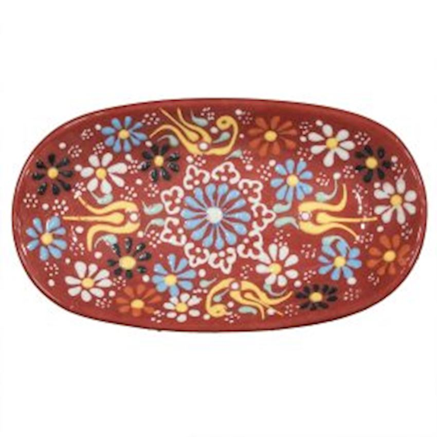 Dantel Sandal Plate 12cm