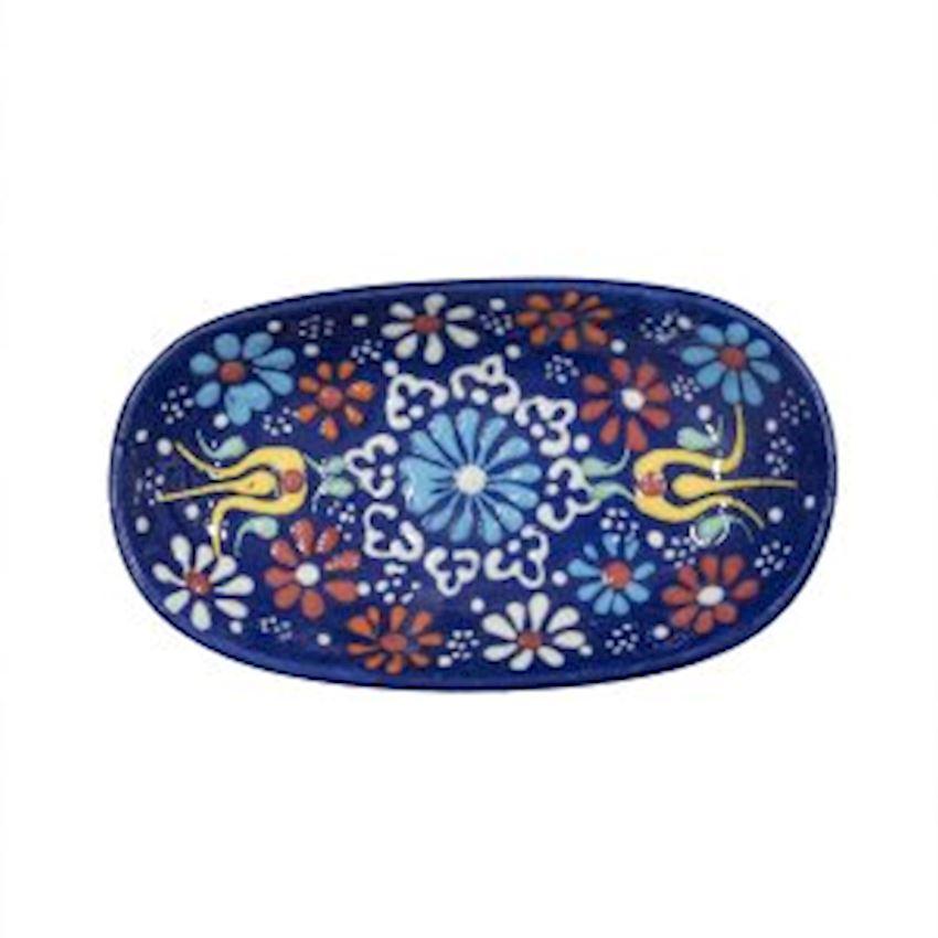 Dantel Sandal Plate 19cm