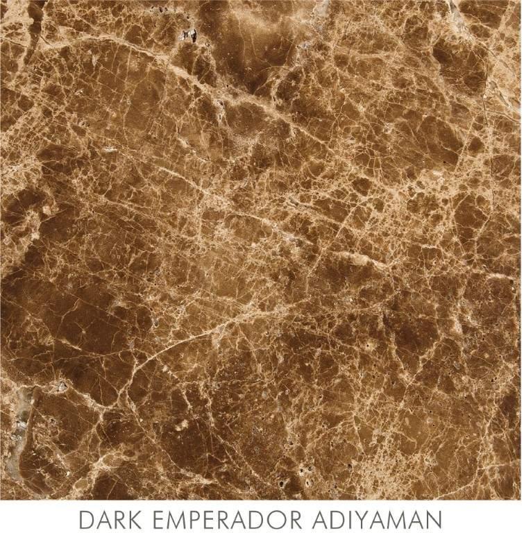 Dark Emperador Adiyaman Marble Stone