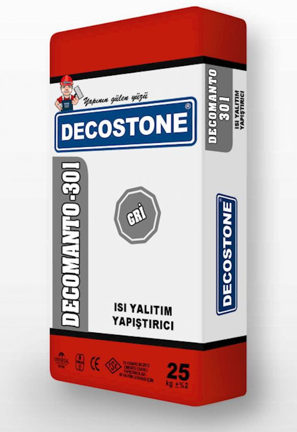 Decomanto-301 Heat Insulation Adhesive Heat Insulation Materials