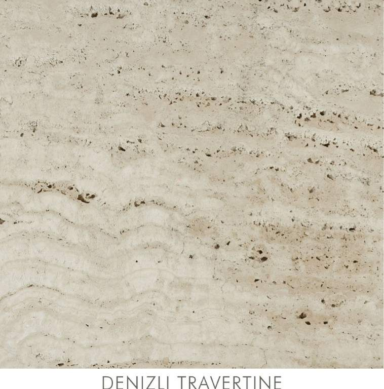 Denizli Travertine Marble Stone