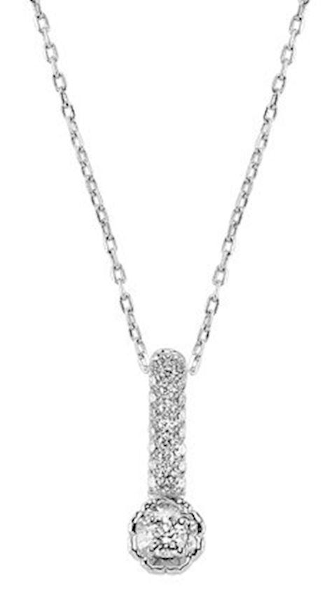 Diamond Engagement Necklace Reina