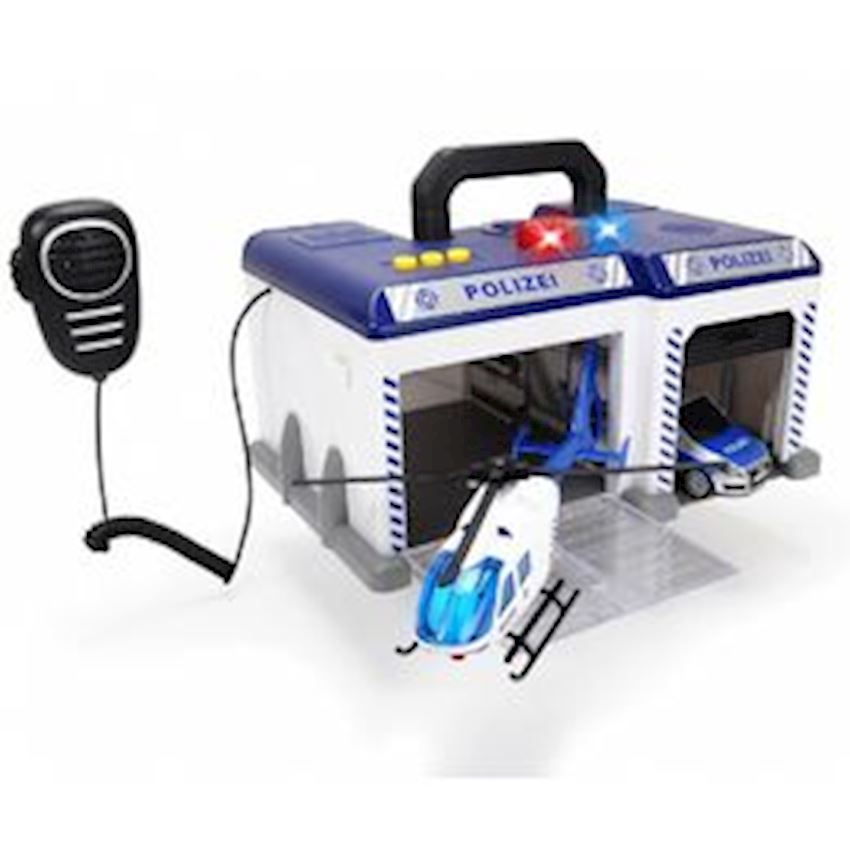 Dickie Light And Sound Multifunction Police Station Other Toys & Hobbies
