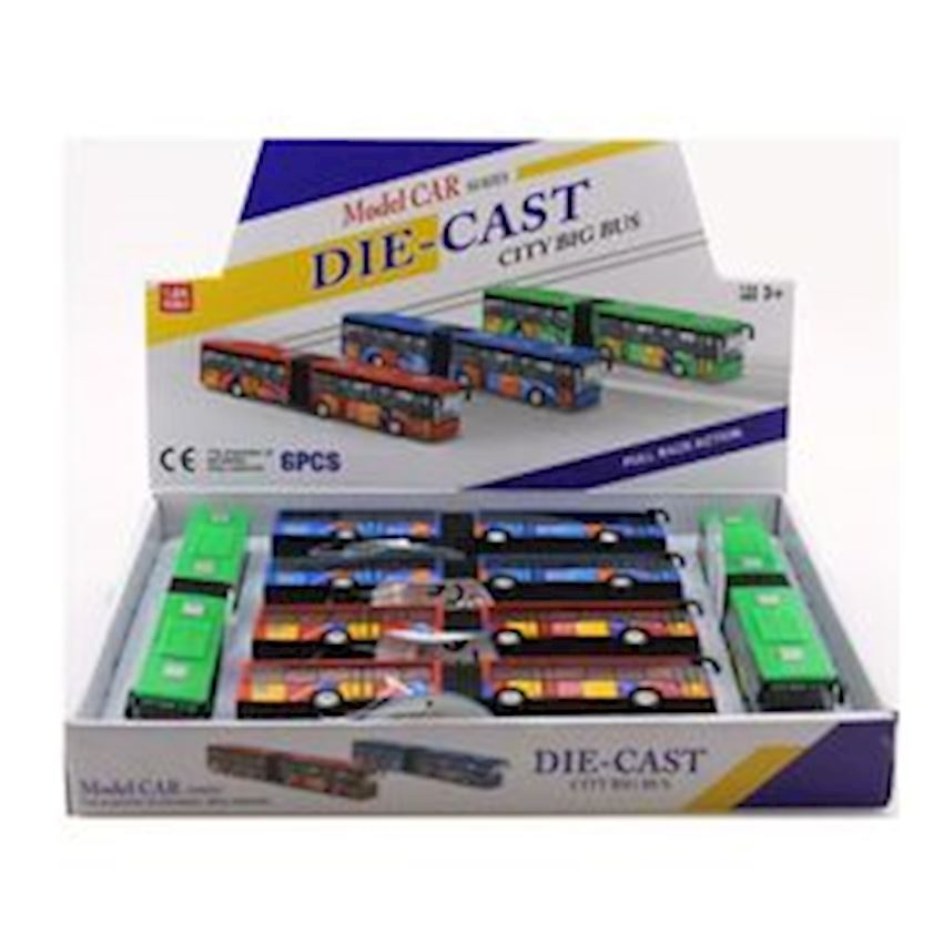 Die Cast Bus  Other Toys & Hobbies