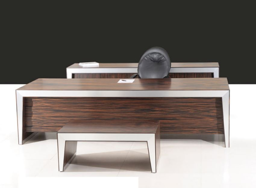 DIM EXECUTIVE DESKS ORTHO Office Desks