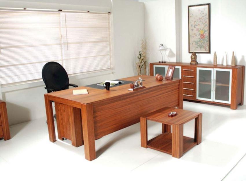 DIM EXECUTIVE DESKS POLAR Office Desks