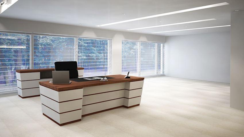 DIM HIGH EXECUTIVE OFFICES ROMA Office Desks