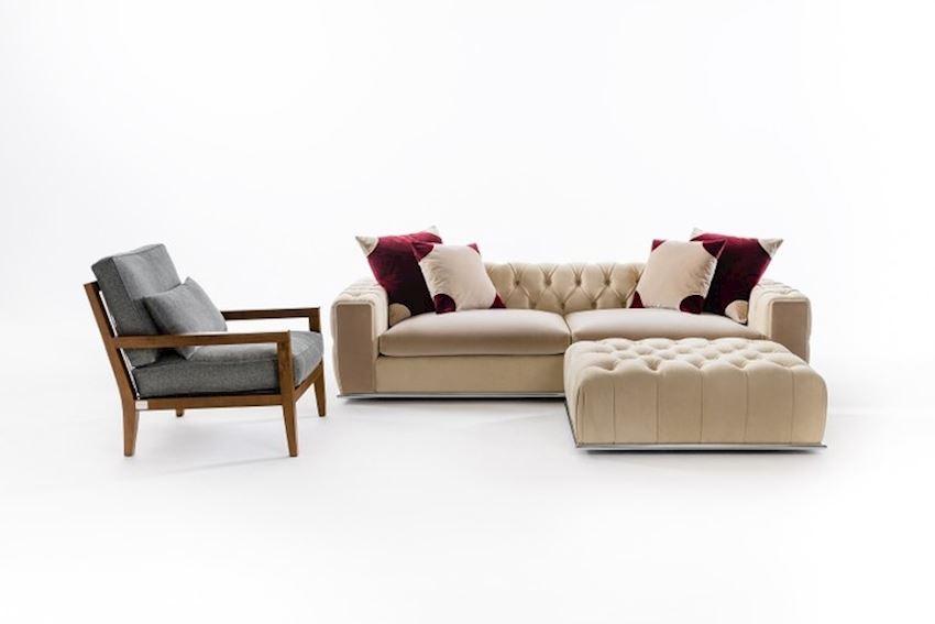 DIM SOFA SORMANI Living Room Sofas