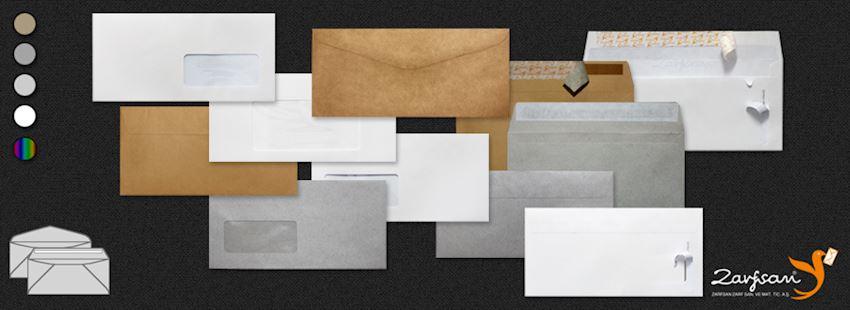 Diplomate Envelopes