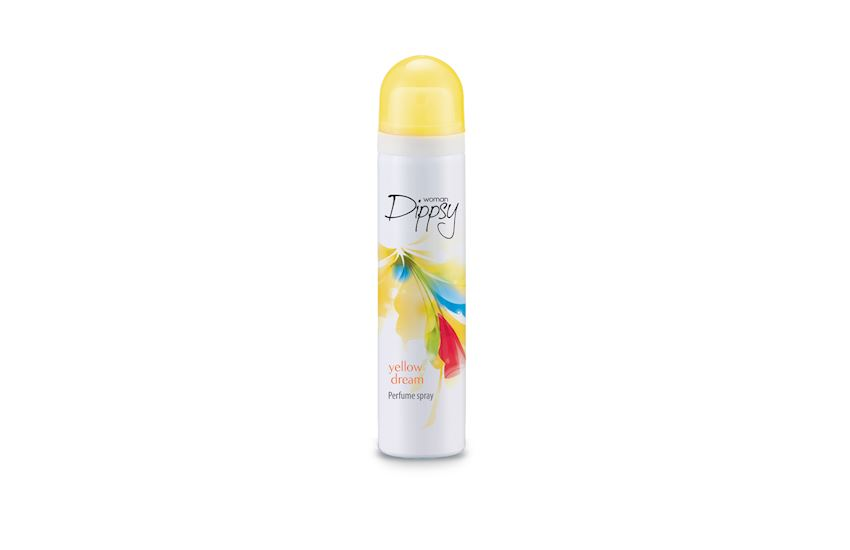 Dippsy Yellow Dream Fragrance & Deodorant