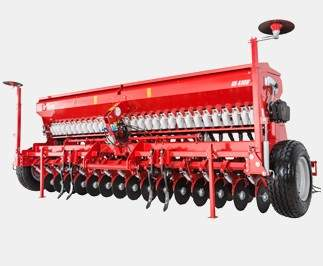 DOUBLE DISC UNIVERSAL Sowing Machine