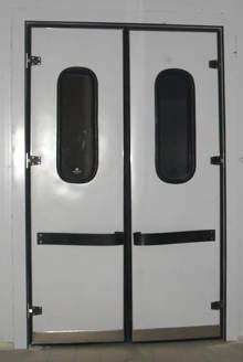 Double Wing Bar Gate