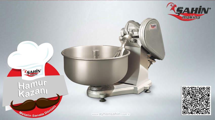 Dough Boiler