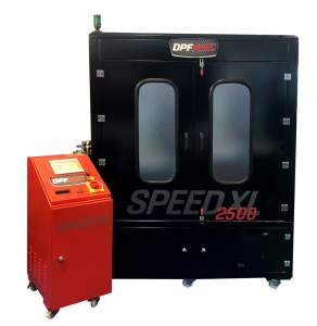 Dpf Particulate Cleaning Machine