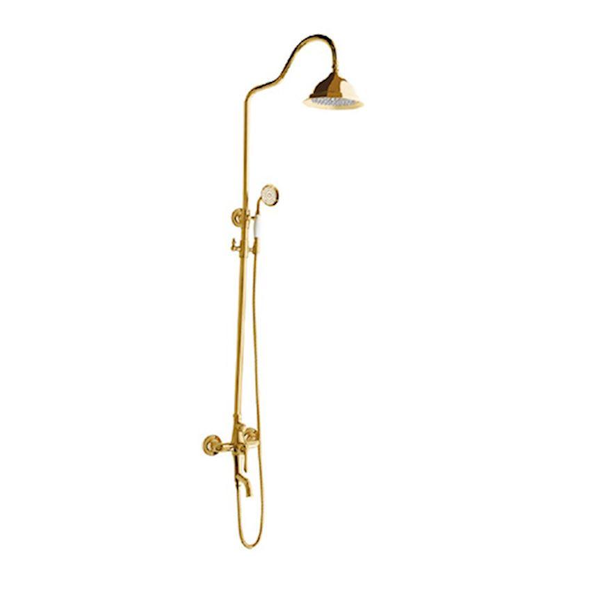 DST27-A Shower Set Gold