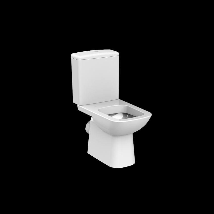 Duru closet, P-Type Toilet Bowls