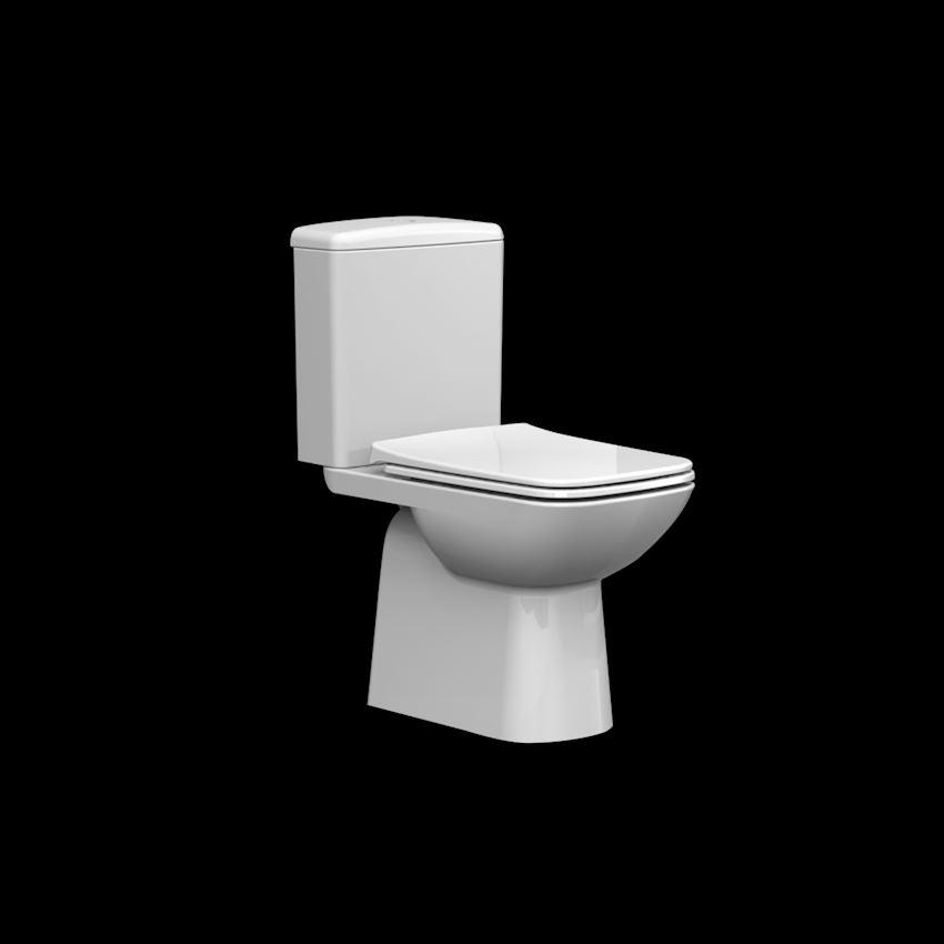 Duru Closet, S-Type Toilet Bowls