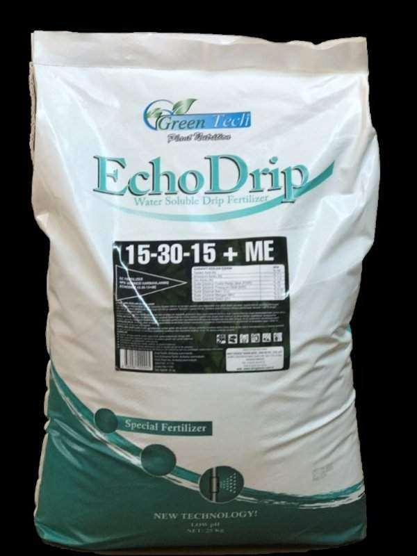 Echo Drip 15-30-15 + ME Fertilizer