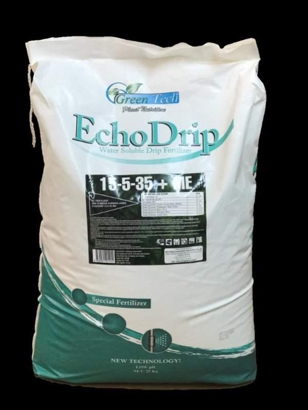 Echo Drip 15-5-35 + ME Fertilizer