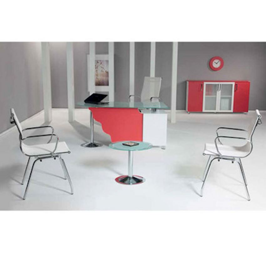 EKOL GLASS OFFICE Furniture