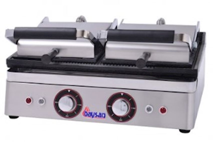 ELECTRIC DOUBLE COVER TOASTER