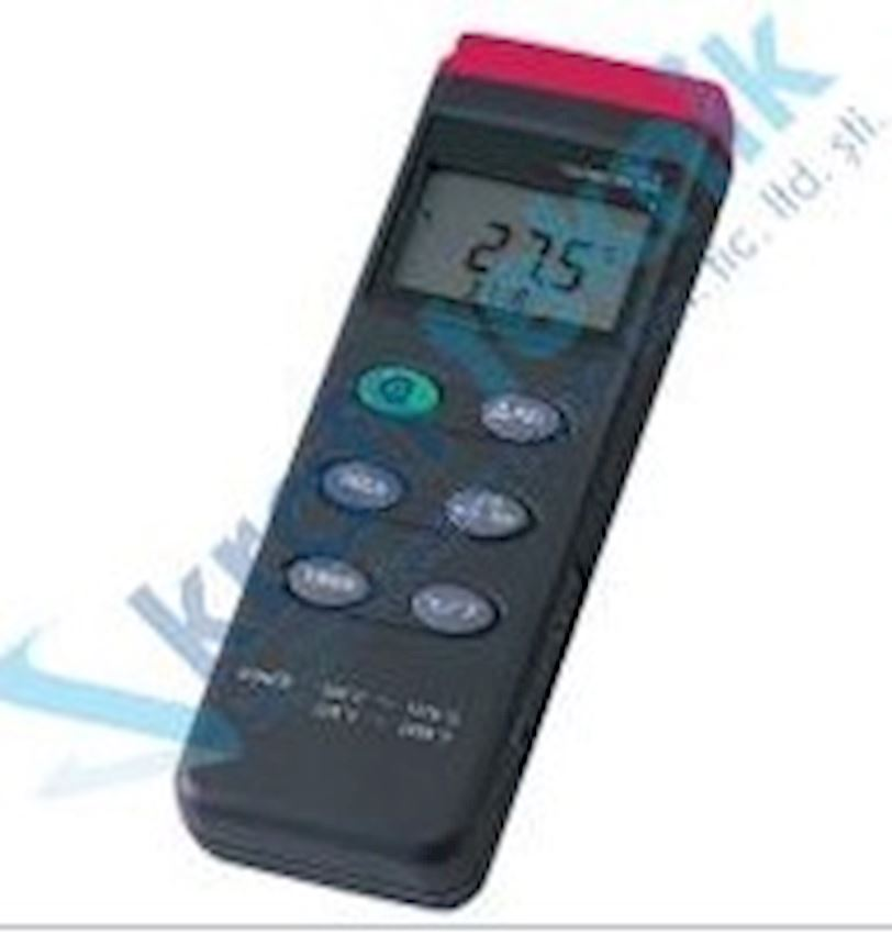 Electronic 1 Channel K Type Digital Thermometer