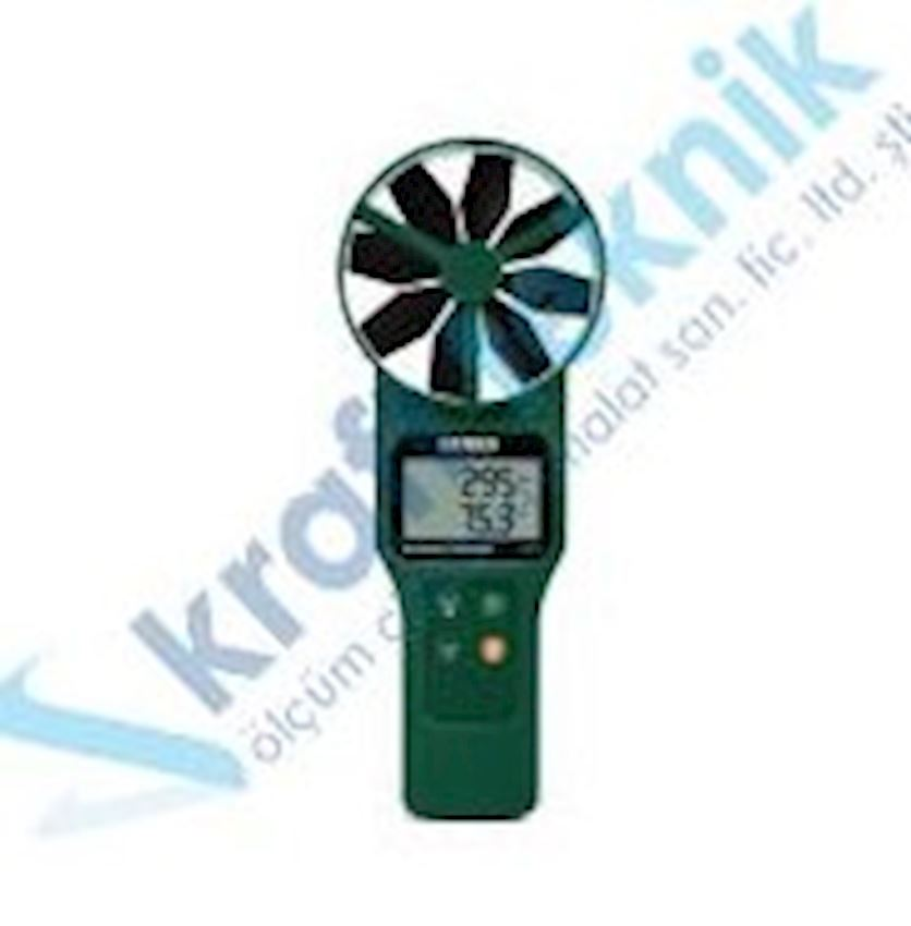 Electronic CFM / CMM Thermo Anemometer