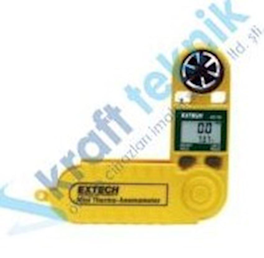 Electronic Mini Anemometer Meter