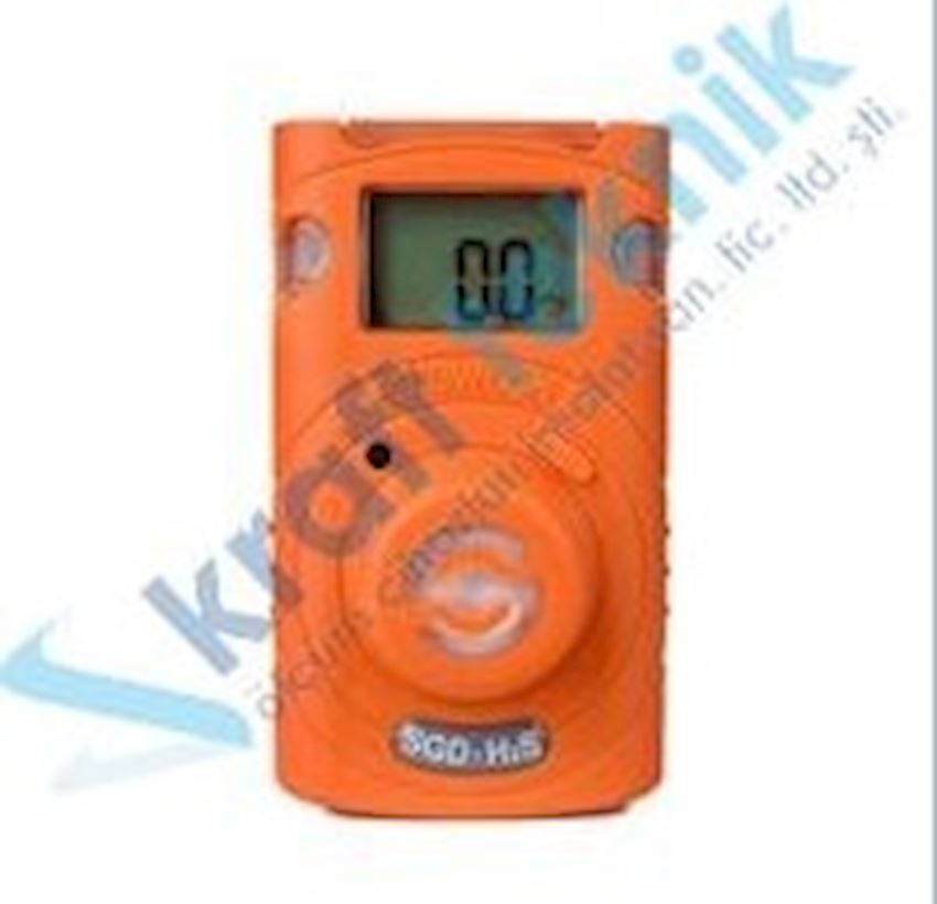 Electronic Portable Single Gas Meter (CO)