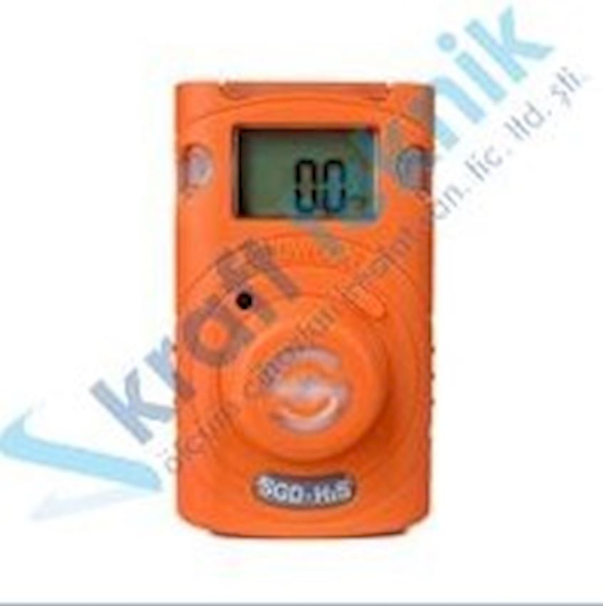 Electronic Portable Single Gas Meter (H2S)