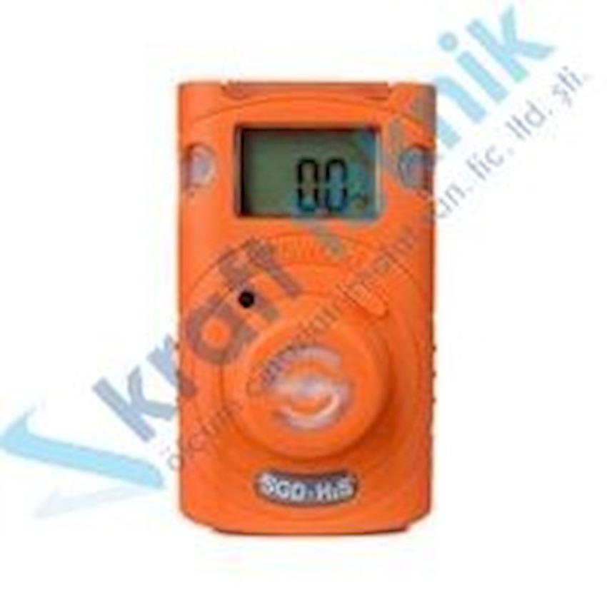 Electronic Portable Single Gas Meter (O2)