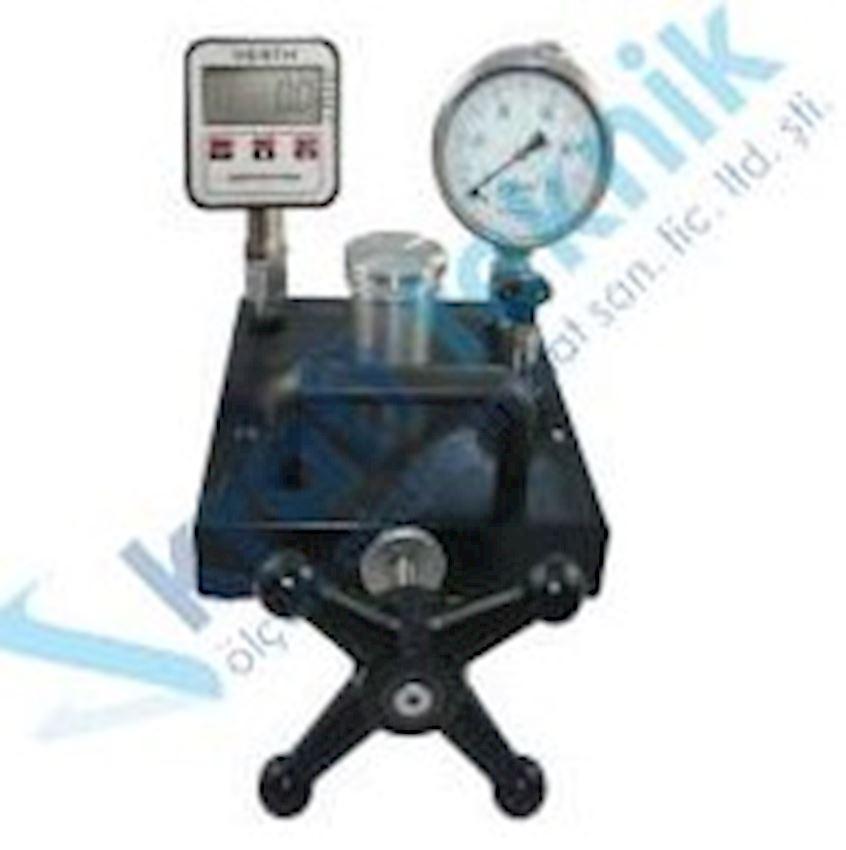 Electronic Pressure Calibration Pump