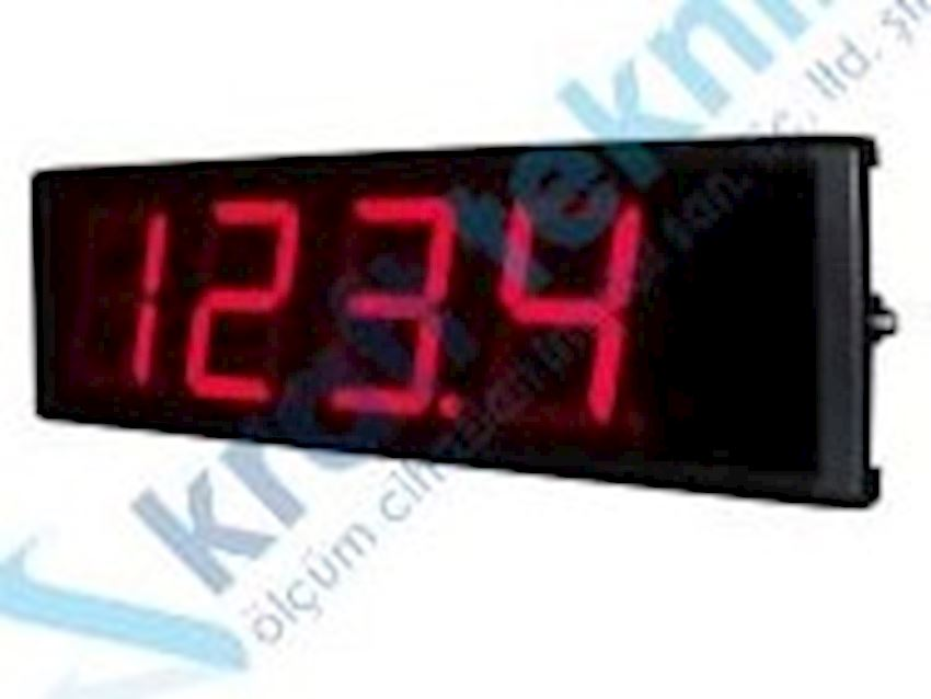 Electronic Universal Input Led Display