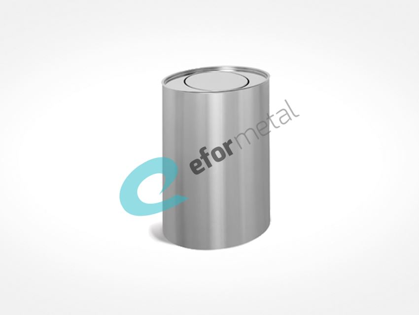 Ellipse Practical Cover Dust Bin