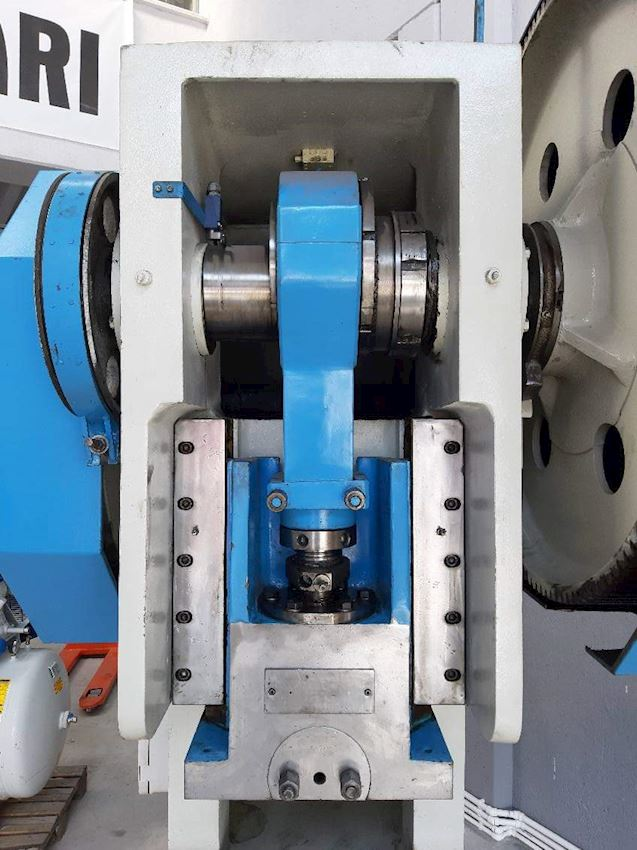 Elmalı Marka 150 Ton Eccentric Press