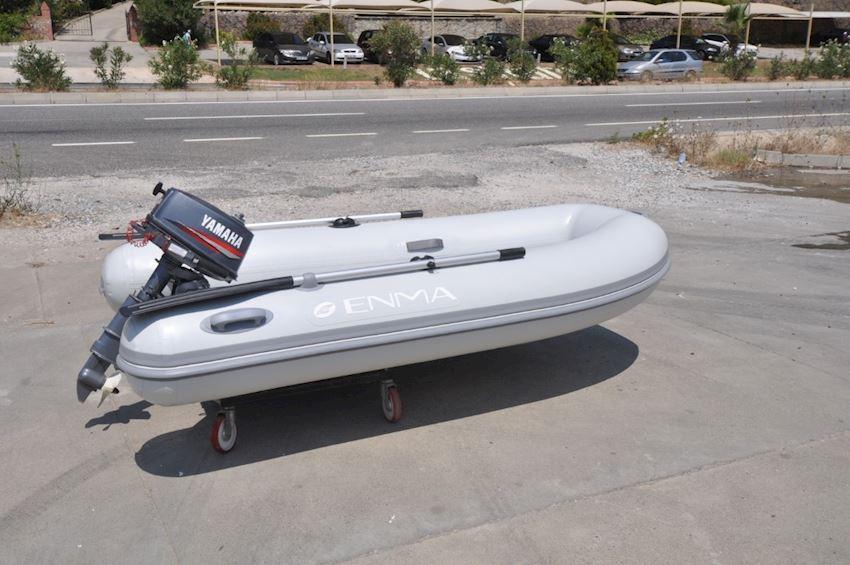 ENMA 280 RIB Boats
