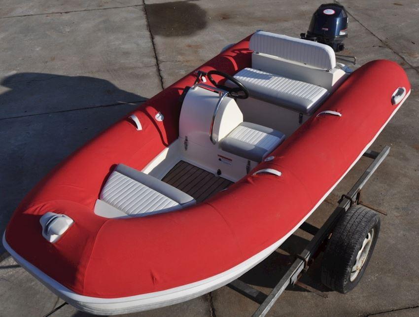 ENMA 310 D-LUX Boats