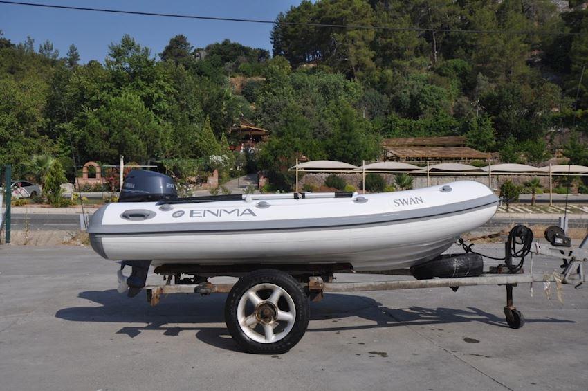 ENMA 310 JOCKEY Boats
