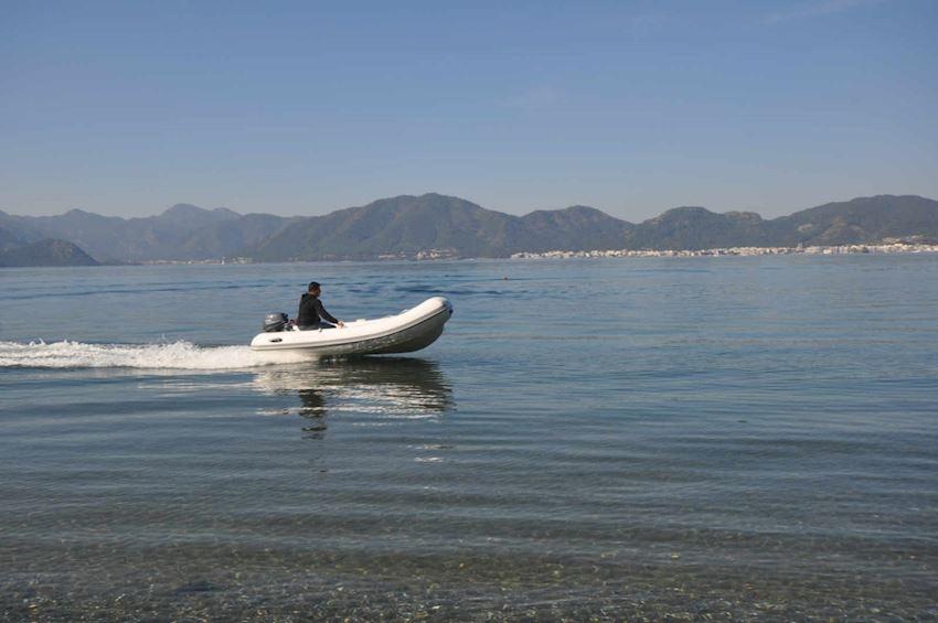 ENMA 330 - 340 - 350 - 360 OPEN Boats