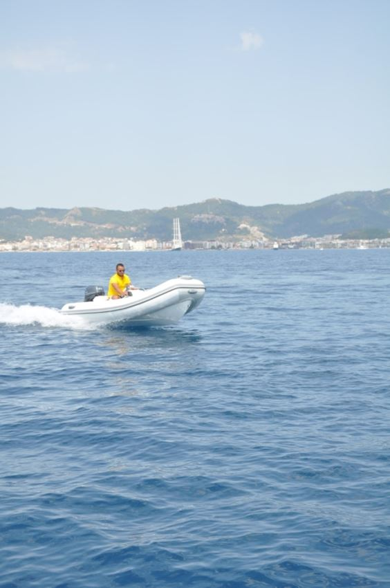 ENMA 330 - 340 D-LUX Boats