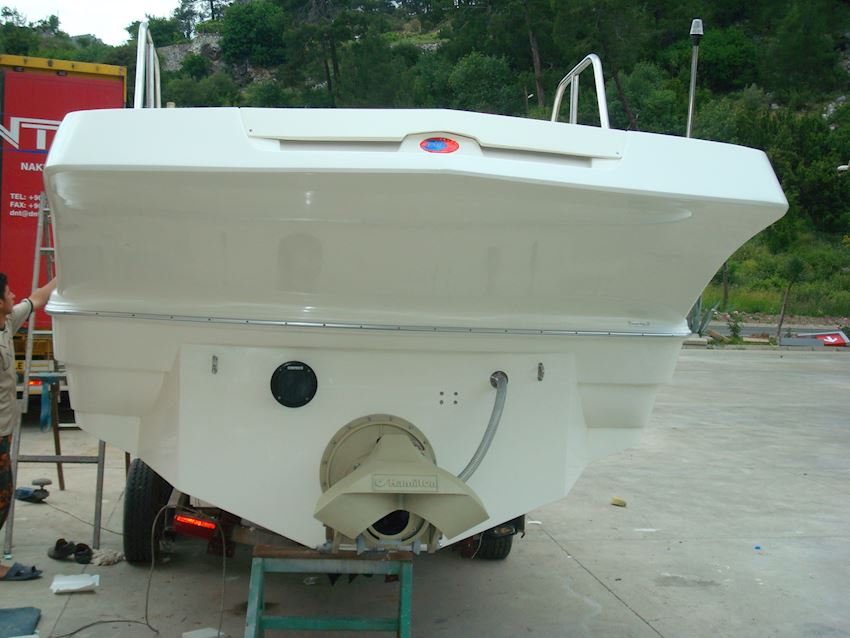 ENMA 330 JETBOAT Boats
